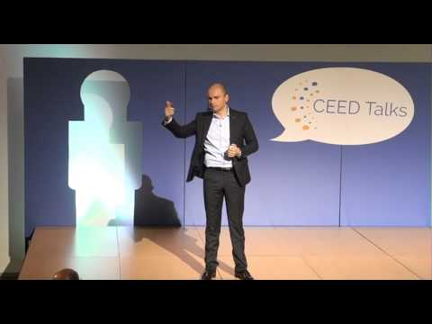 CEED Talks - Stepan Khzrtian: Traditional problems, innovative solutions