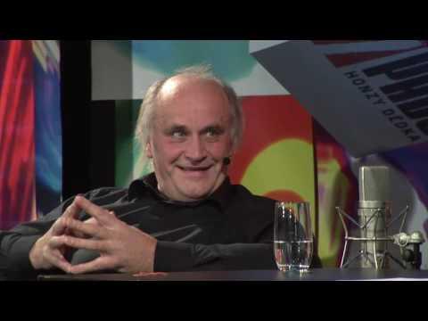 7 pádů HD: Michael Kocáb (11. 10. 2016, Malostranská beseda)