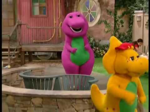 Barney Abc With The Animals Youtube