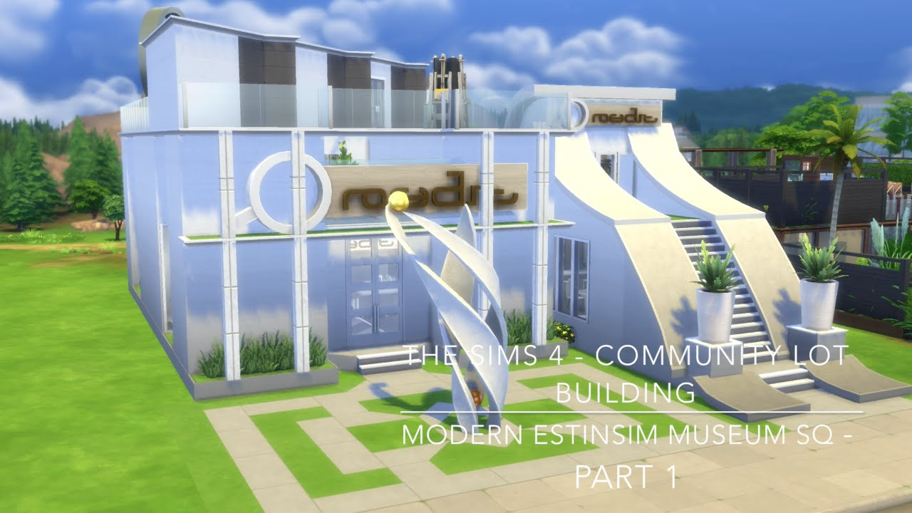 Community Build Sims  Download