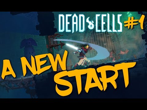A NEW START | New Indie Game | Dead Cells Lets Play #1 |