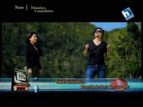 htv countdown with Ramchandra Kafle