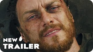 Submergence Trailer (2018) Wim Wenders Thriller