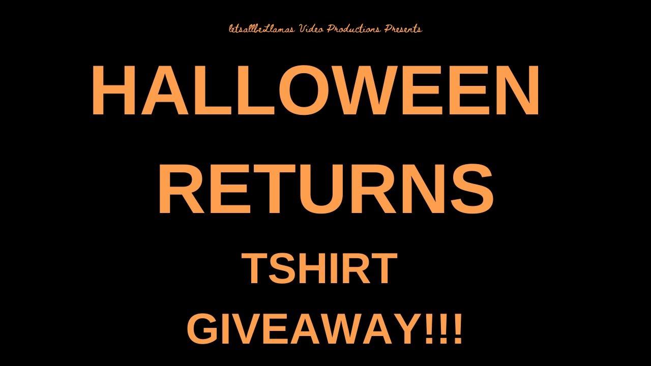 Halloween Returns Fan Film Youtube