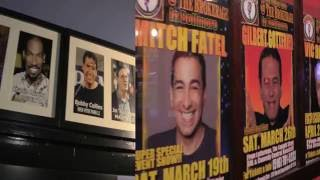 Chris Roach Interview at Governors Comedy Club