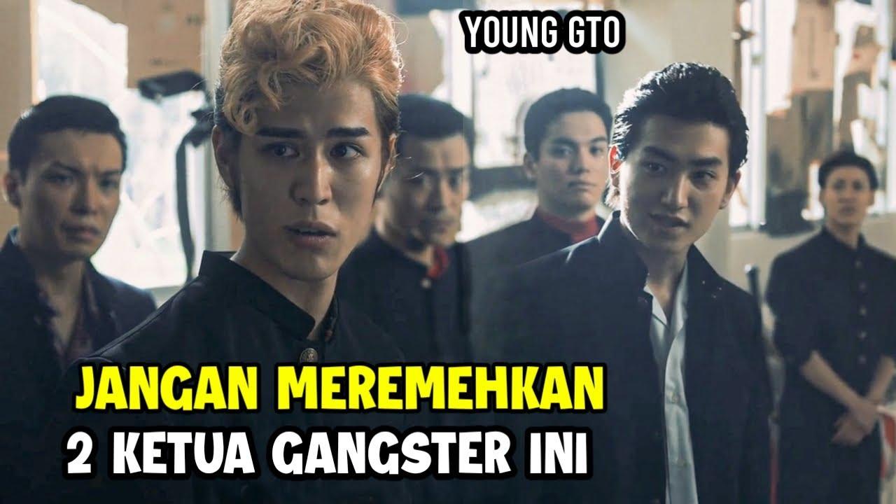 HANYA 2 ORANG, MEREKA MAMPU MEMBANTAI GANGSTER LAIN - Alur Cerita Film YOUNG GTO 2020