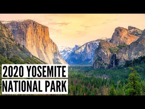 Yosemite National Park 2020 (Pandemic Getaway)