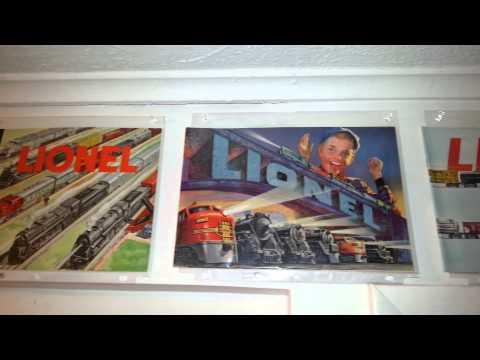 Lionel postwar consumer catalog set
