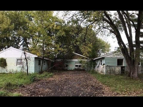 Abandoned City (300 + Homes)