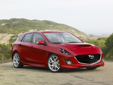 2015 Mazda Mazdaspeed 3 Test Drive, Top Speed, Interior ...