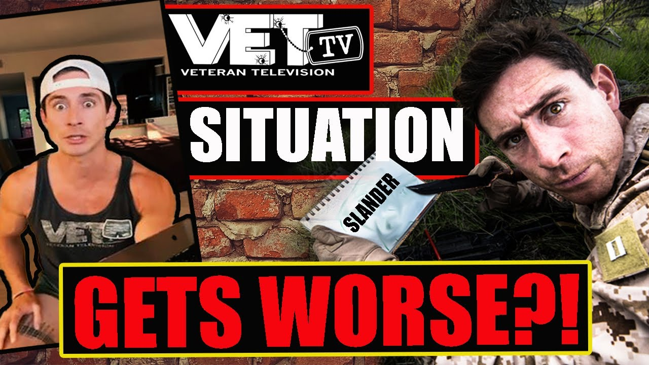"""VET Tv Creator """"EXPOSED"""" Stealing From Veterans Now THREATENS Legal Action?! (Meme Pages Attack)"""