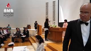 NIPPON ACADEMY Language school, Culture school joint school entrance ceremoy