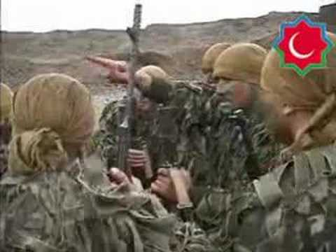 Azeri Traditions and Army (Asqer Igitler)