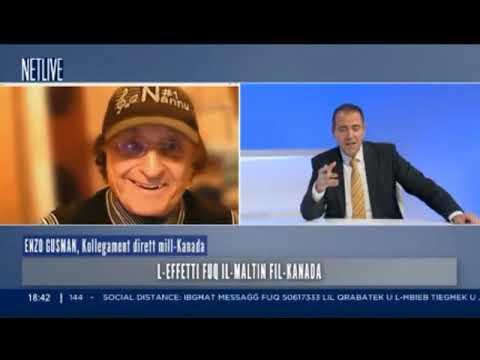 Download ENZO GUSMAN - KOLLEGAMENT NET TV 15APRIL 2020
