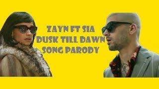 "ZAYN ""Dusk Till Dawn"" ft. Sia -"