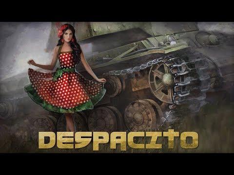 Despacito - World of Tanks parody (ENGLISH SUBTITLES) 👄