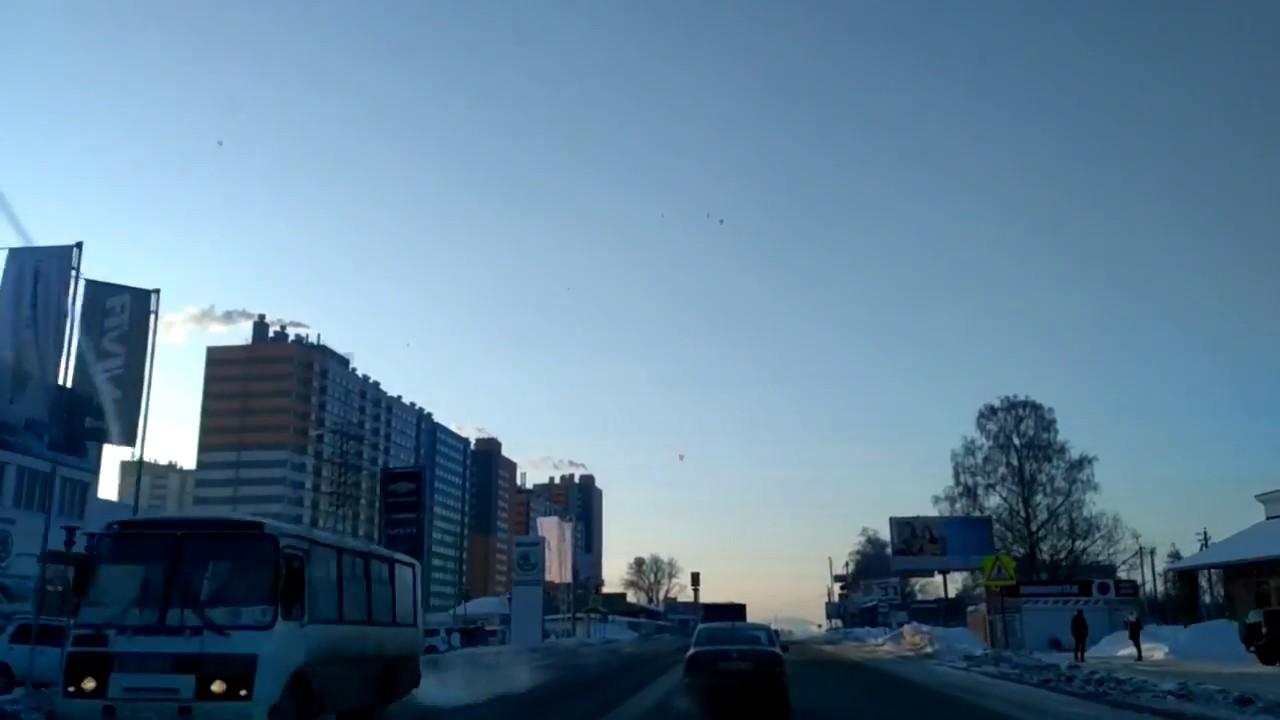 Погоня за аэростатами. Верхние Печёры Нижнего Новгорода. 24 февраля 2018. Шары над городом!
