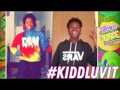 I Luv It Challenge Dance 🔥 Best Viral Lit Dances Compilation #kiddluvit