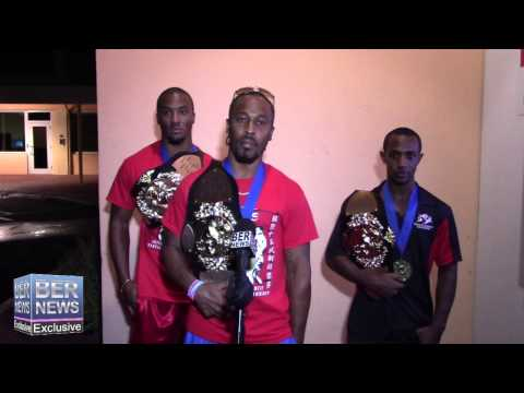Sanshou Athletes Win Belts At Overseas Championship, July 14 2015