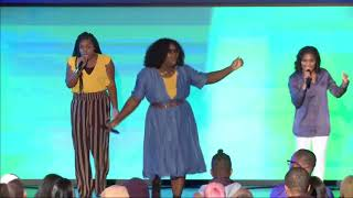 Our God Reigns // Israel & New Breed// Keys Cam// The Potter's House at One Church L.A