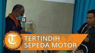 Muslim Ditemukan Tidak Bernyawa Setelah Tertindih Sepeda Motor