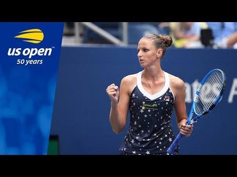 2018 US Open Top 5 Plays: Karolina Pliskova