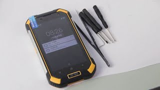 Blackview BV6000 Teardown Review Disassembly & Assembly, best selling IP68 rugged smartphone