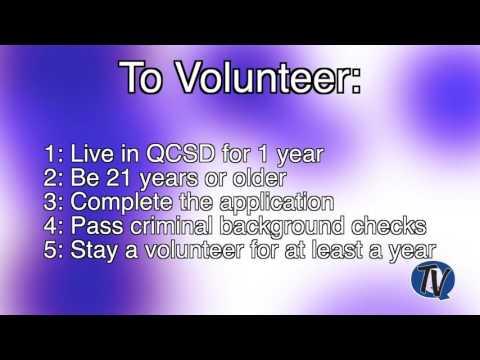 QB Youth Aid Panel Needs Members