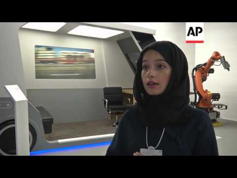 UAE government summit showcases technology of the future