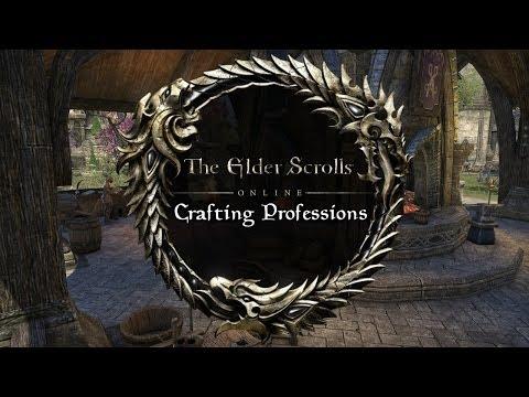 Elder Scrolls Online - Crafting Overview