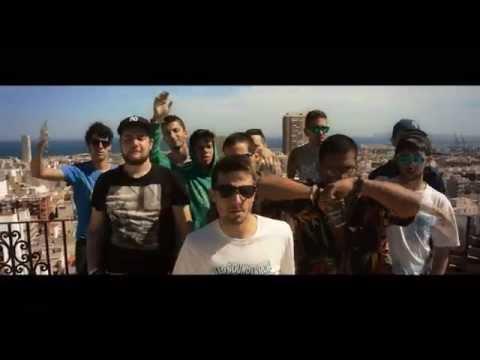 M Clavero - Time to Fly ft. NLS, Luisaker, Zasko, Jay [Listado] (Videoclip)