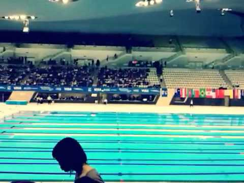 FINA VISA diving world cup London Prepares