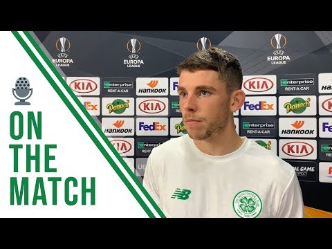 🎙️ Ryan Christie on the Match | Rennes 1-1 Celtic | Christie pen ensures point in group opener