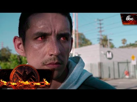 Top Ghost Rider Moments: Robbie And Daisy Save Gabe - Marvel's Agents Of S.H.I.E.L.D.