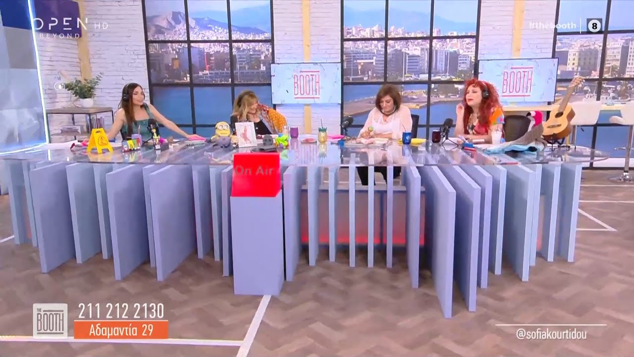 Download The Booth 14/08/2020 | OPEN TV