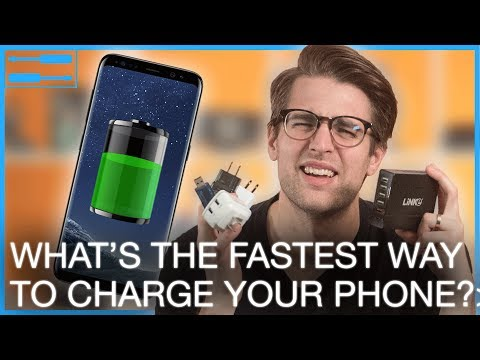 Smartphone Chargers Compared: the Fastest Way to Charge