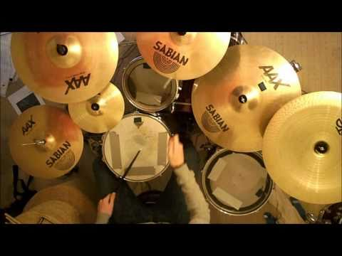 Zzzonked - Drum Cover (Enter Shikari)