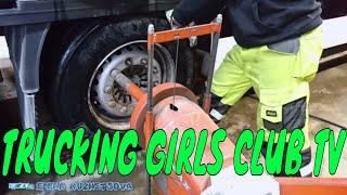 Trucking Girls TV Scandinavia немного информации