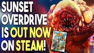 Sunset Overdrive is OUT NOW on Steam! BIG Humble Fall PC Games Sale!