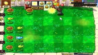 Plantas VS Zombies - MiniJuegos - TragaPerras