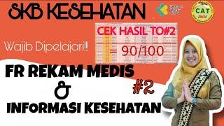 Kisi Kisi Soal Skb Kesehatan - Rekam Medis & Informasi Kesehatan - Hasil To #2