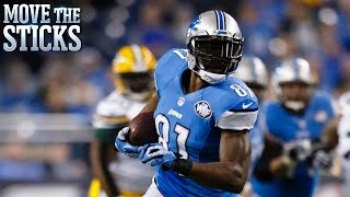 Is Calvin Johnson a Top-3 Wide Receiver Of All Time? | Move the Sticks | NFL