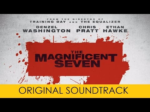 The Magnificent Seven - Complete Soundtrack OST By James Horner