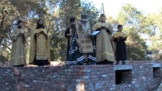 видео В Барнауле освящен старообрядческий Покровский храм