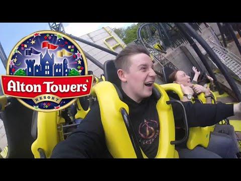 Alton Towers Vlog 13th May 2018