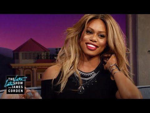 Hairography w/ Laverne Cox