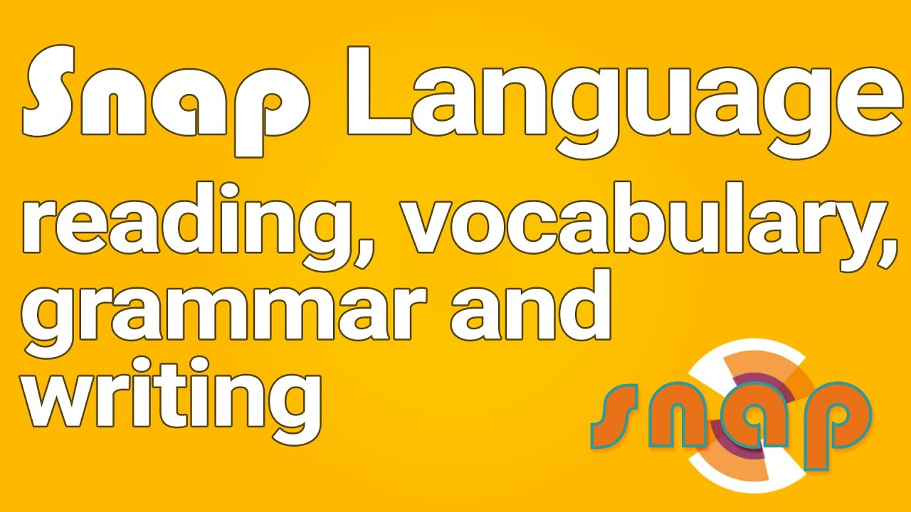 What is Snap Language? - YouTube