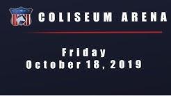 2019 Quarter Horse Congress - Coliseum - Friday - October 18, 2019