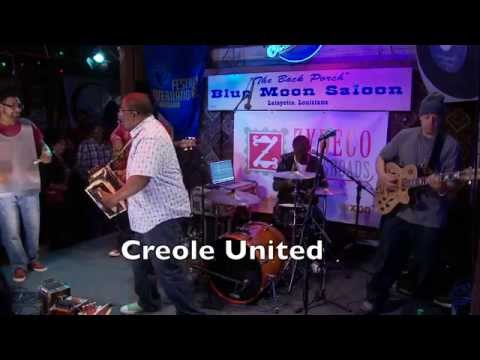 "Creole United - ""Happy"" (for Zydeco Crossroads)"