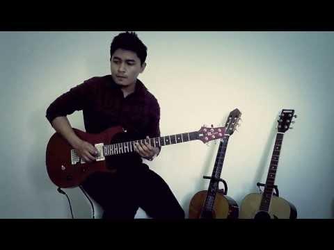 Yusry - Dekat Padamu Guitar Cover (Instrumental)
